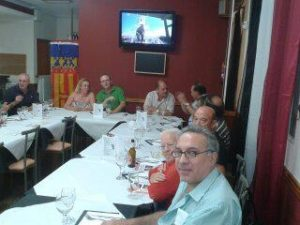 Constitución Junta Comarcal Ribera España2000