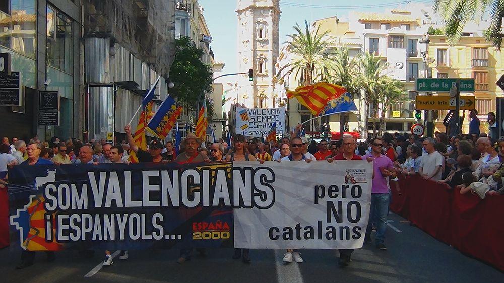 Comitiva 9 d'Octubre Valencia España2000